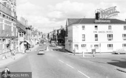 High Street c.1960, Tonbridge