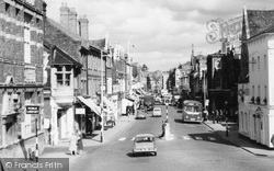 Tonbridge, High Street c.1960