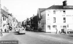 High Street c.1965, Tonbridge