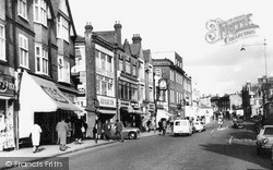 Tonbridge, High Street c.1965