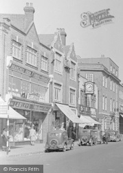 Tonbridge, High Street Shops 1948