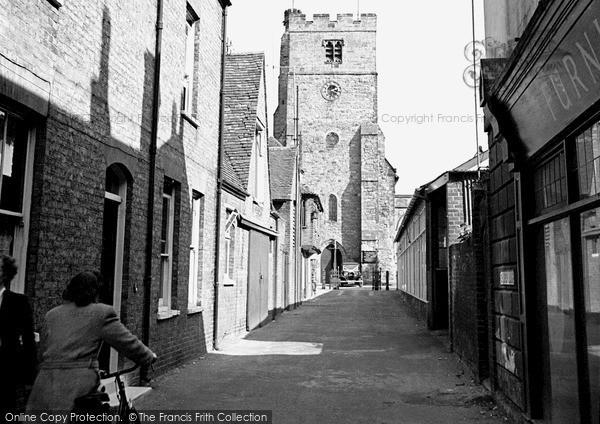 Photo of Tonbridge, Parish Church Of St Peter And St Paul 1948