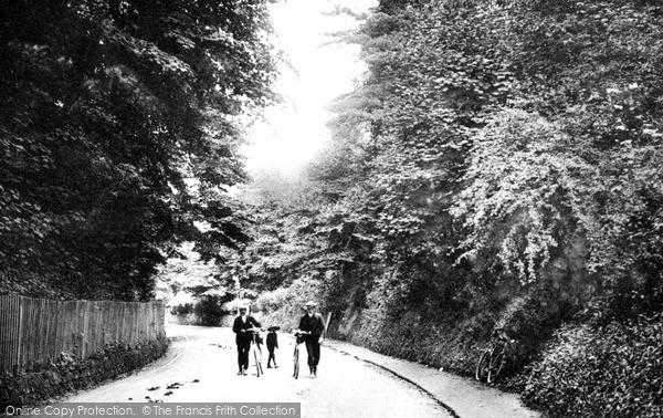 Photo of Tonbridge, Quarry Hill 1890