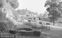 Tonbridge, Riverside Gardens 1948