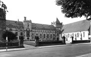Tonbridge, School 1951