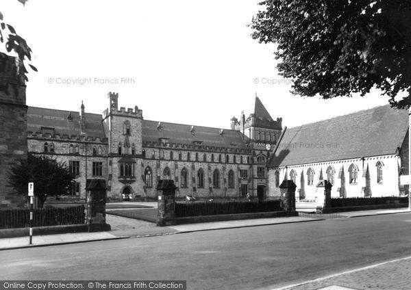 Photo of Tonbridge, School 1951
