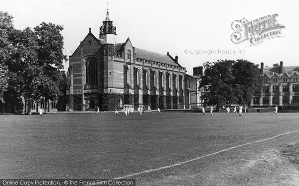Photo of Tonbridge, School c.1950
