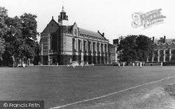 Tonbridge, School c.1950