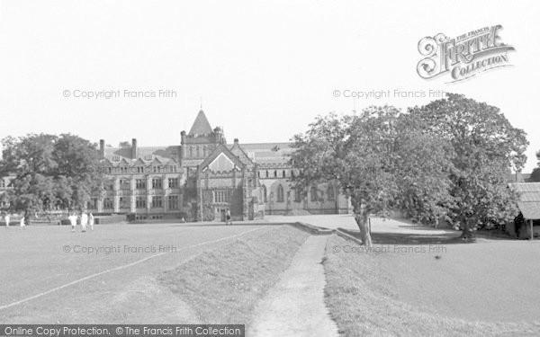 Photo of Tonbridge, School Playing Field c.1950