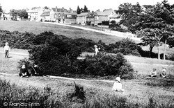 Tonbridge, Southborough Common c.1890