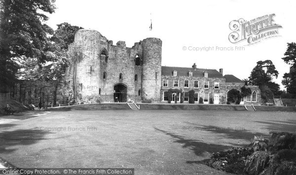 Photo of Tonbridge, The Castle 1951