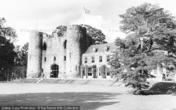 Photo of Tonbridge, The Castle c.1960