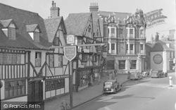 Tonbridge, The Chequers 1948