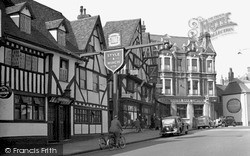 Tonbridge, The Chequers 1948