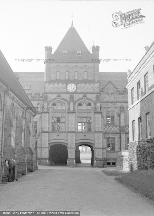 Photo of Tonbridge, The School 1951
