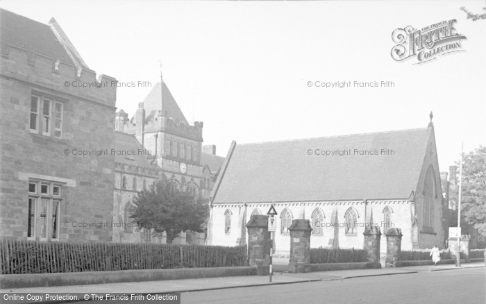 Photo of Tonbridge, The School 1951