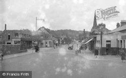View From The Station 1948, Tonbridge