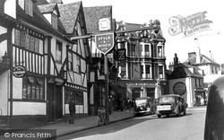 Tonbridge, Ye Old Chequers Inn 1948