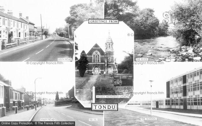 Photo of Tondu, Composite c.1965