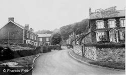 Tondu, Derllwyn Road c.1965
