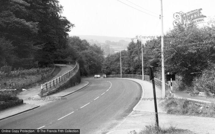 Photo of Tondu, Maesteg Road c.1965
