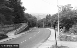 Tondu, Maesteg Road c.1965