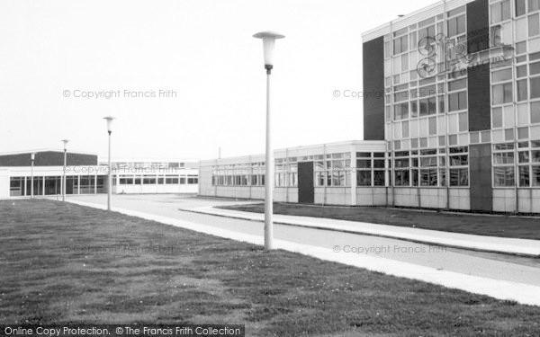 Photo of Tondu, The School c.1965