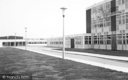 Tondu, The School c.1965
