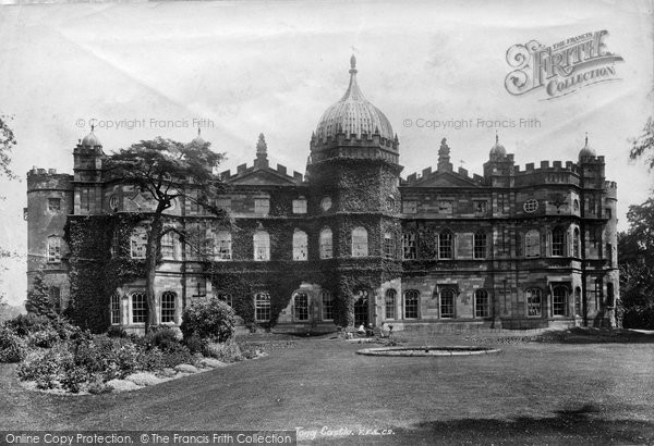 Photo of Tong, Castle 1898