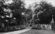 Tong, Castle Entrance 1898