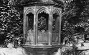 Tong, Castle Pulpit 1898