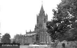 Church c.1950, Tong