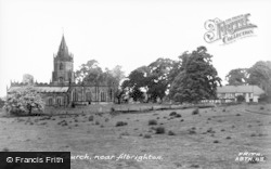 Church c.1955, Tong