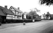 Tong, Church Farm c.1955
