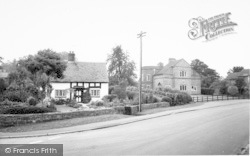 Tong, Old Cottages c.1955