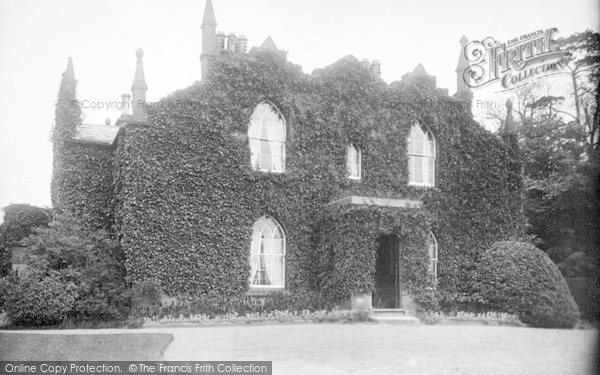 Photo of Tong, Priory 1904