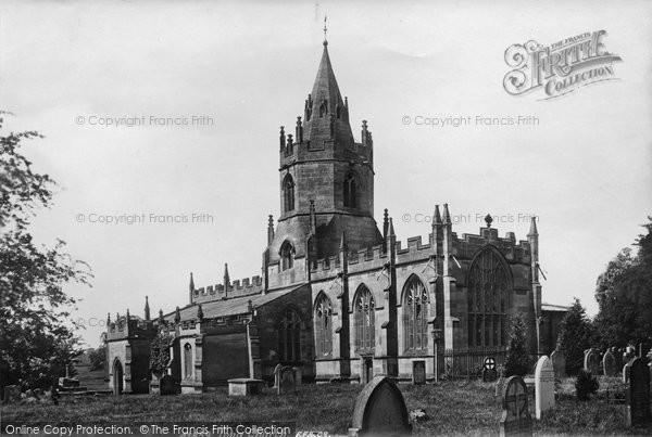 Photo of Tong, St Bartholomew's Church 1898