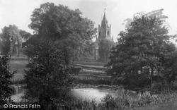 St Bartholomew's Church 1902, Tong