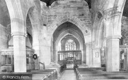 St Bartholomew's Church Interior 1898, Tong
