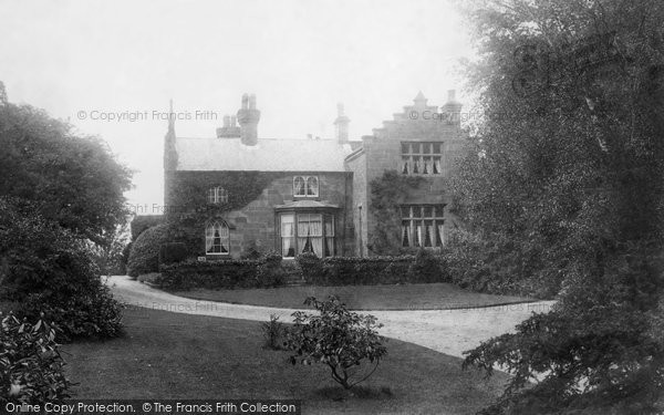 Photo of Tong, The Priory 1904