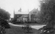 Tong, The Priory 1904