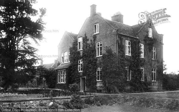 Photo of Tong, The Vicarage 1904