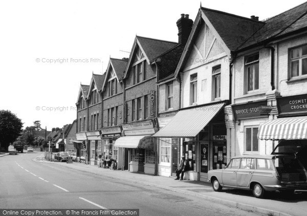 Photo of Tongham, c1965