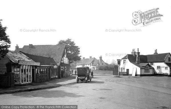 Photo of Tongham, Cross 1921