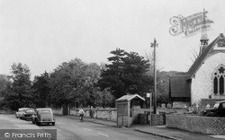 Tongham, Poyle Road c.1965