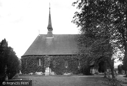 Tongham, St Paul's Church 1921