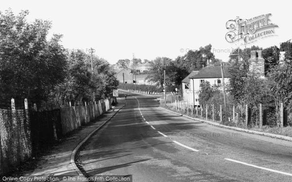 Photo of Tongham, The Anchor c.1960
