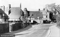 Tongham, The Street c.1960