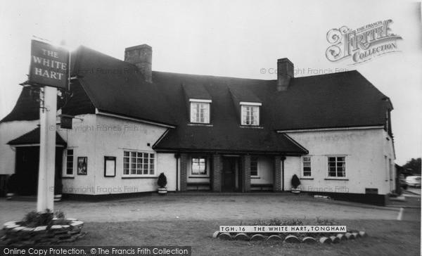Photo of Tongham, The White Hart c.1965