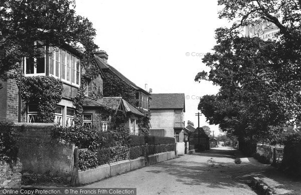 Photo of Tongham, Village 1906